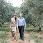 Glamorous Olive Grove Engagement by Louise Vorster