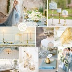 Inspiration Board: Enchanted Blue