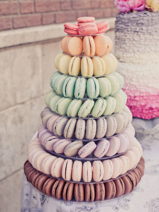 macarons wedding cake macaroon tower wedding cakes southbound 16969