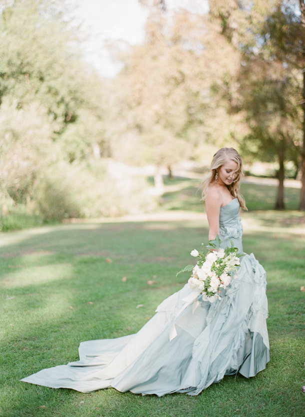 Dreamy Pastel Wedding Dresses | SouthBound Bride