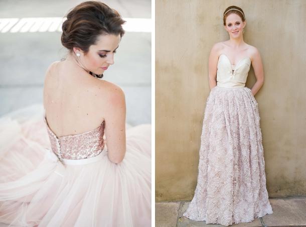 20 Pastel Wedding Dresses