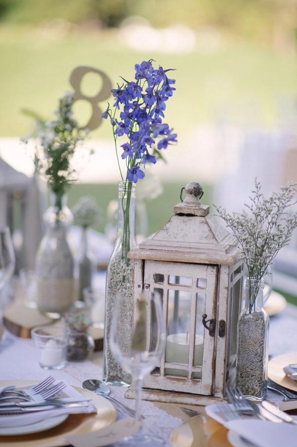 Organic Country Elegance Wedding By Laura Leigh