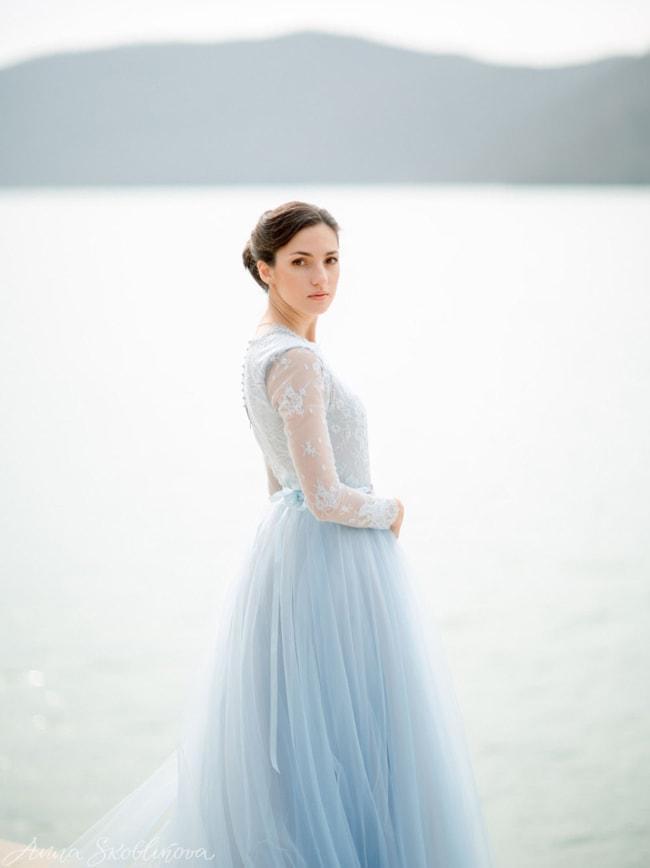 Fantastisch Pastel Wedding Gowns Zeitgenössisch - Brautkleider Ideen ...