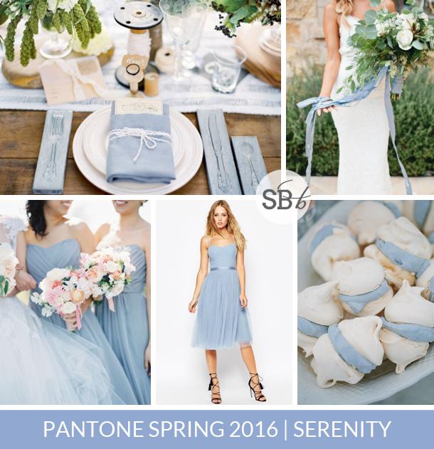 Pantone Spring 2016 Colour Palettes Part 1