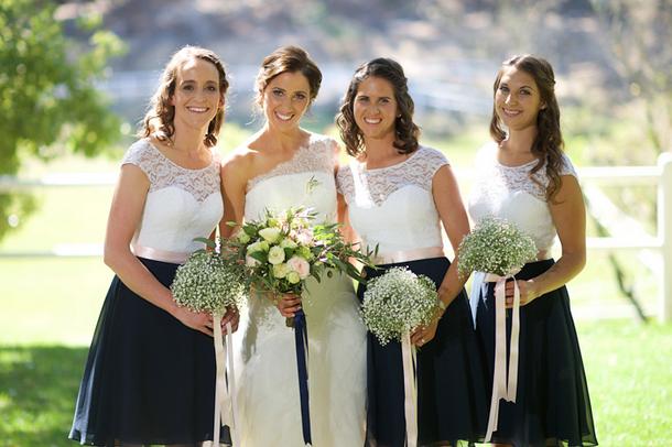 Lace Bridesmaid Dresses Rustic Wedding – fashion dresses