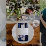 Rustic Navy, Sage & Blush Wedding at The Nutcracker Country Retreat by GingerAle Photography {Nadine & Renardo}