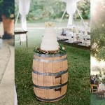 15 Ways to Use Wine Barrels in Your Wedding Decor