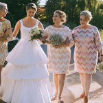 Wood & Rose Gold Wedding at Old Mac Daddy by Claire Thomson {Mia & Johan}