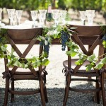 20 Vineyard Wedding Ideas