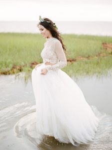 Two-piece Wedding Dresses