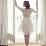 20 Stylish Short Wedding Dresses