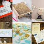 10 Fun Travel Theme Wedding Details from NOTHS