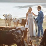 Romantic Farm Wedding at The Oaks Estate by Jani B.
