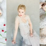 Modern Snow White Wedding Inspiration by Carolien and Ben & Bona-Fide Events