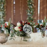 Chic Rustic Farm Wedding by Lilly-Owl Photography