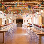 Colourful Yarnbomb Wedding at Langkloof Roses by Katherine Newman