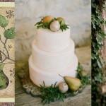Inspiration Board: Partridge in a Pear Tree