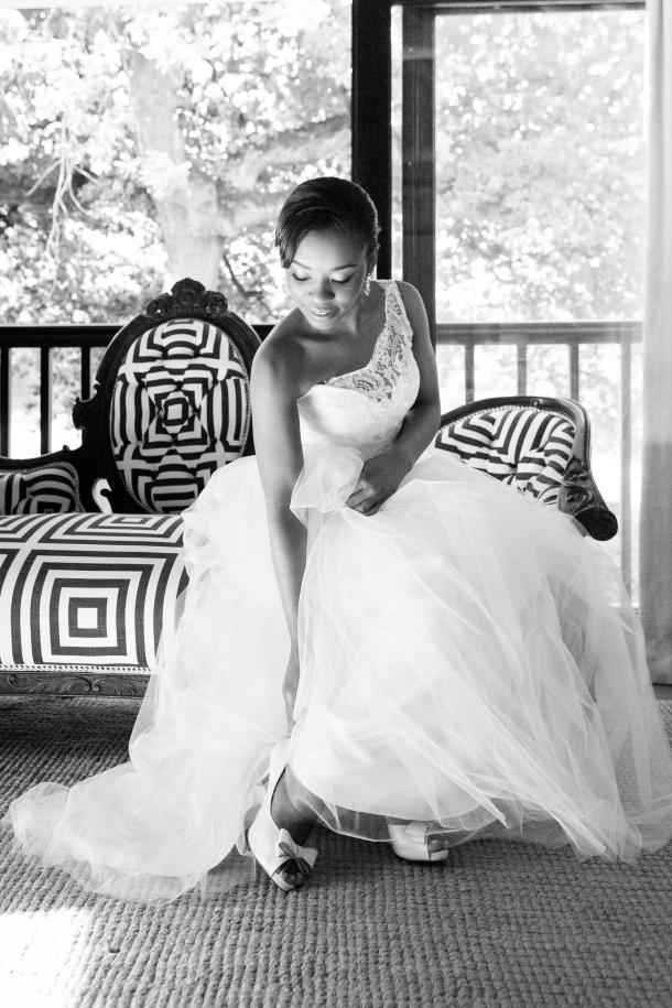 Bridal Portrait by ZaraZoo Photography