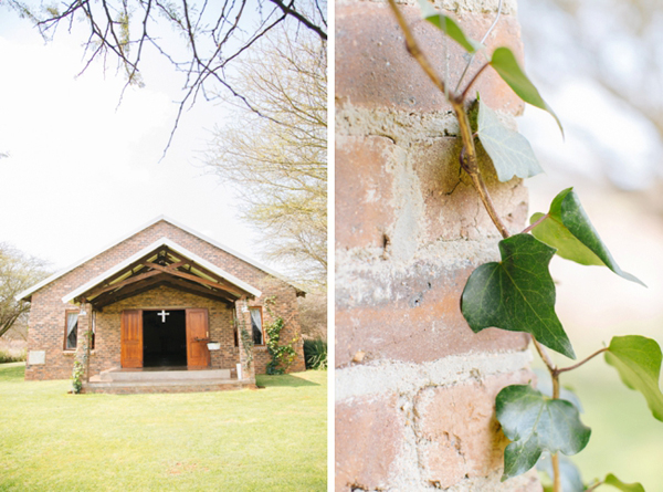 Rustic Chapel at Grin Court
