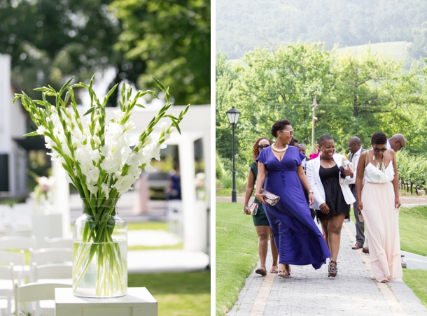 Elegant Winelands Wedding at Molenvliet