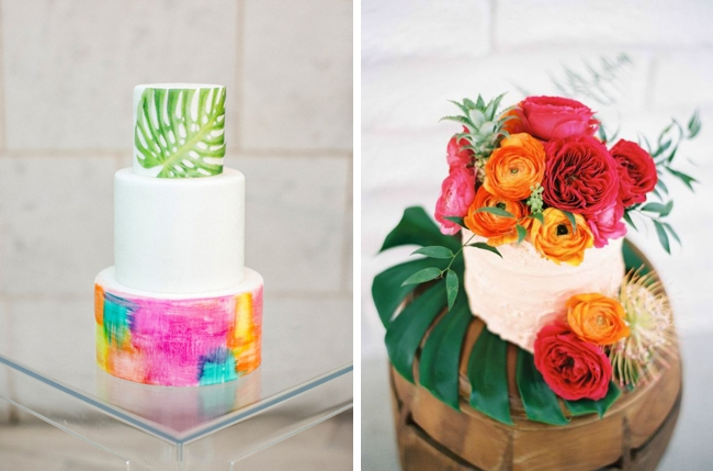 tropical wedding cake images tropical wedding cakes 21277