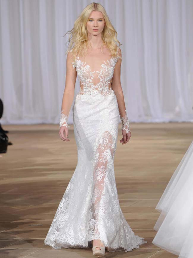 Top 10 wedding dress trends for 2016 southbound bride for Last season wedding dresses