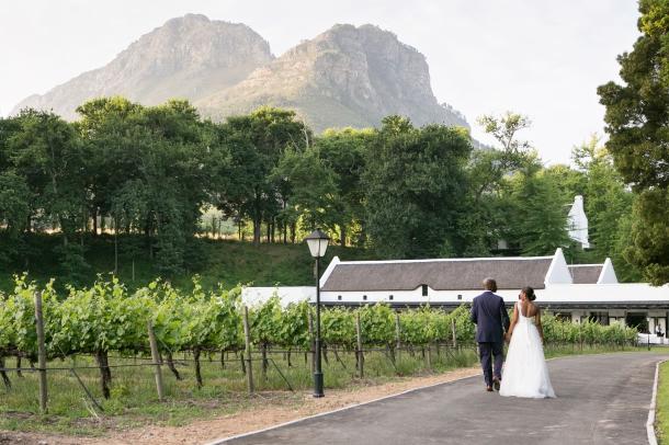 Winelands Wedding at Molenvliet