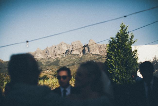 Romantic Wedding at Kleinevalleij by Fiona Clair Photography