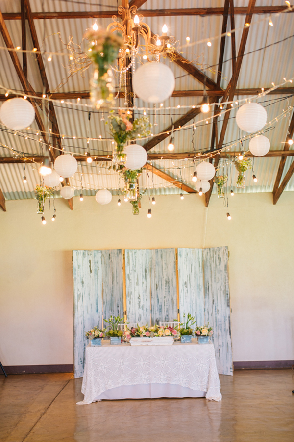 Sweetheart Table at Grin Court