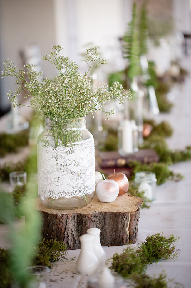 midsummer nights dream wedding decor