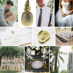Inspiration Board: Bahama Black Tie