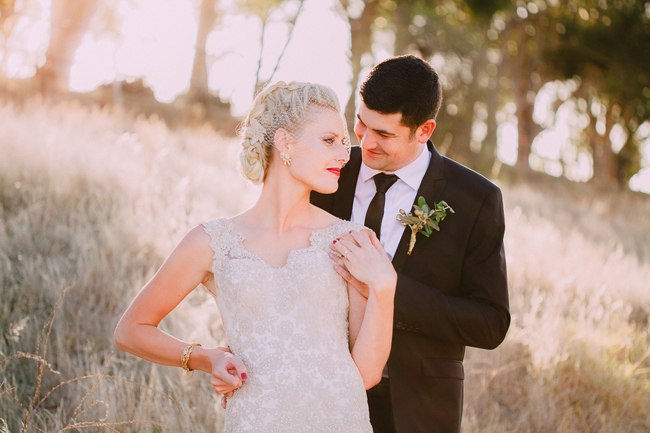 Elegant Wedding at Dairy Shed