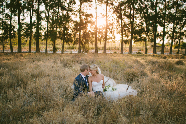 Country Classic Wedding by Kristi Agier