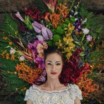 Gauguin Inspired Tropical Wedding Inspiration