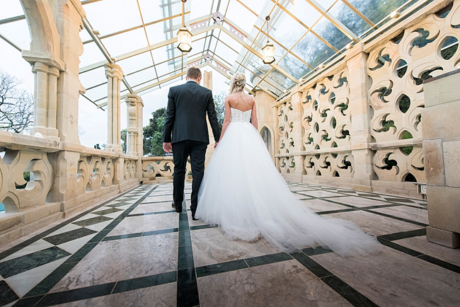 Romantic Wedding at Shepstone Gardens