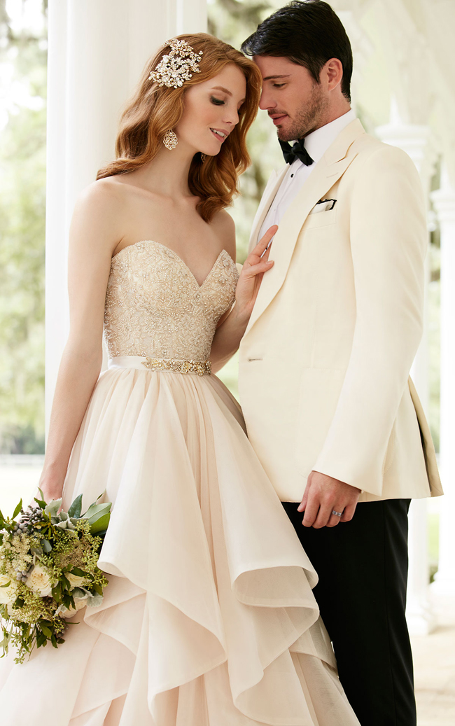 Martina liana separates collection southbound bride for How much are martina liana wedding dresses