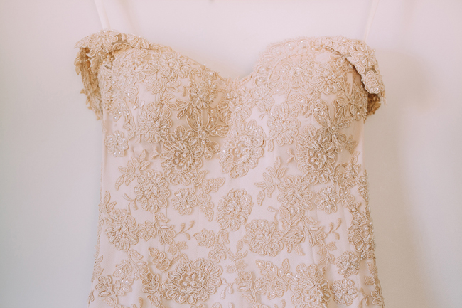 Alana van Heerden Custom Wedding Dress