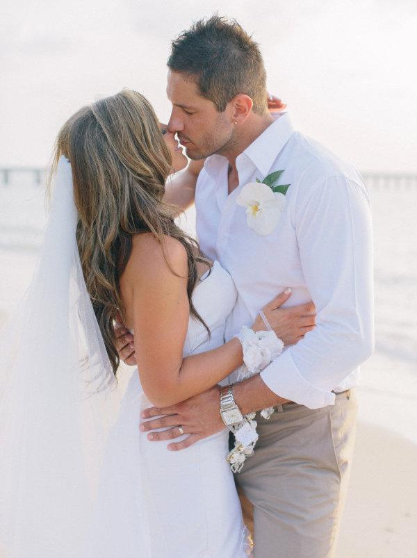 Mens Casual Beach Wedding Attire