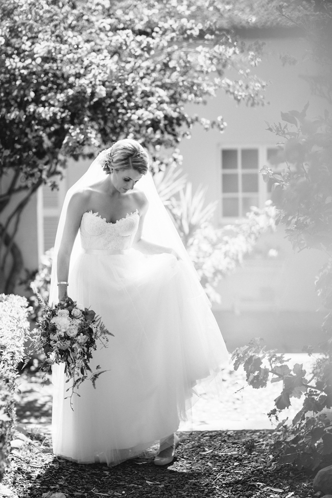 Custom Janita Toerien Wedding Dress
