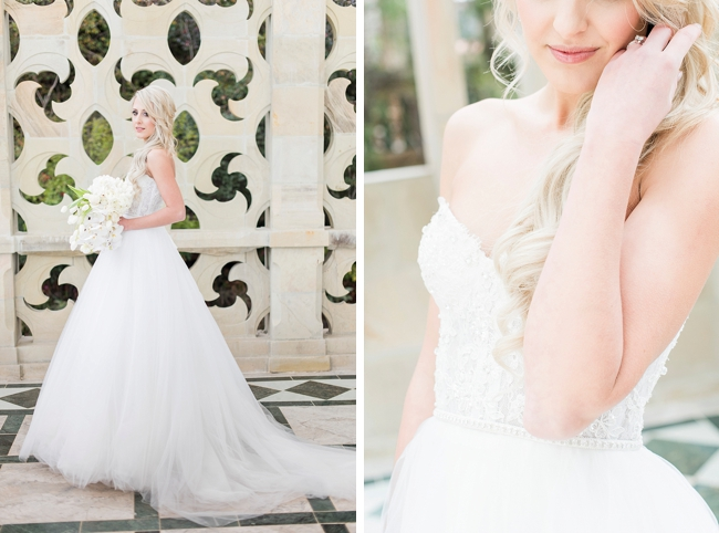 Romantic Wedding Dress by Kobus Dippenaar