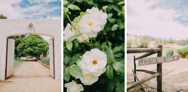 Dairy Shed Wedding Venue by Michelle Du Toit Photography