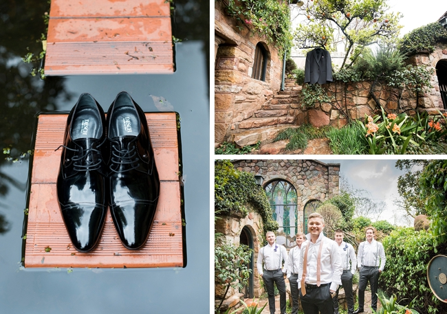 Romantic Rose Gold Wedding at Shepstone Gardens