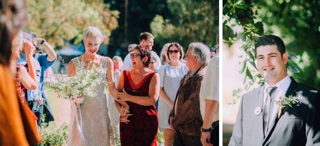 Stylish Wedding at Dairy Shed