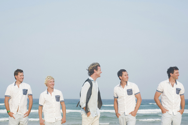 011 Beach Wedding Attire for Grooms and Groomsmen by SouthBound Bride - beach wedding atire