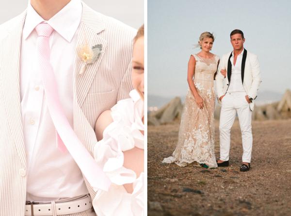Beach Wedding Menswear