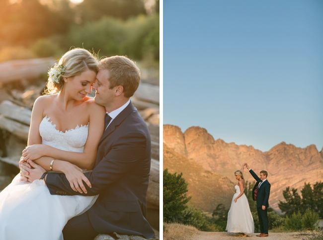 Romantic Outdoor Portraits by Kristi Agier Photography