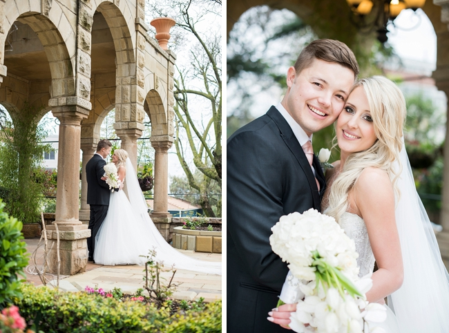 Romantic Wedding at Shepstone Gardens by Jack and Jane Photography