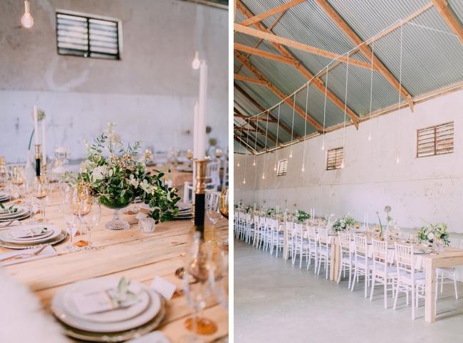Rustic Table Decor by Michelle Du Toit Photography
