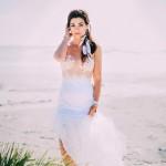 Oceanside Bohemian Wedding Inspiration