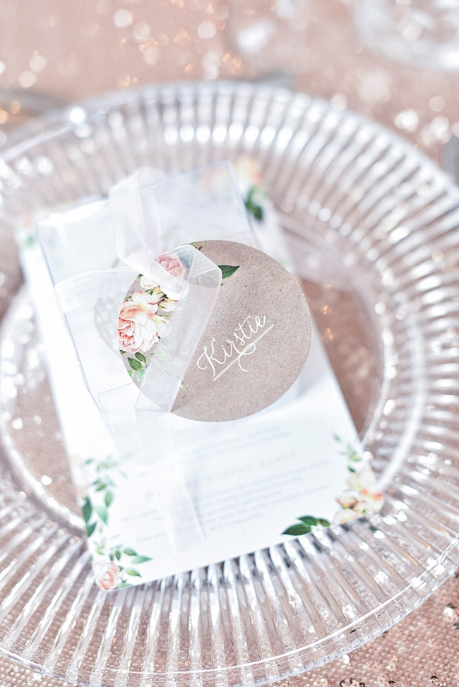 Chrystalace Custom Wedding Stationery